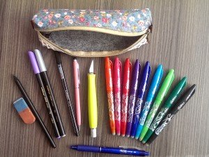 what's in my pencilcase